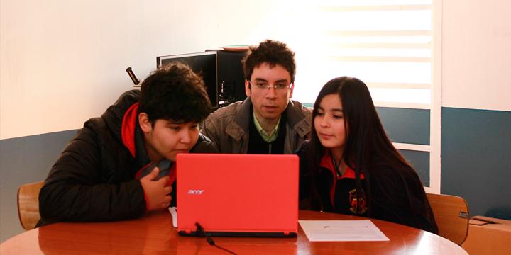 Hackatones de programación con estudiantes